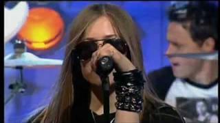 Avril Lavigne  - Sk8ter Boi @ Live at Viva Interaktiv - 17/09/2002