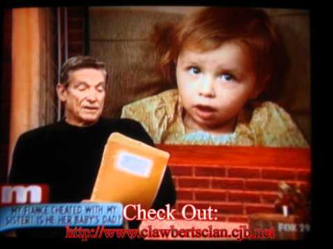 maury povich reads dna test results movie youtube