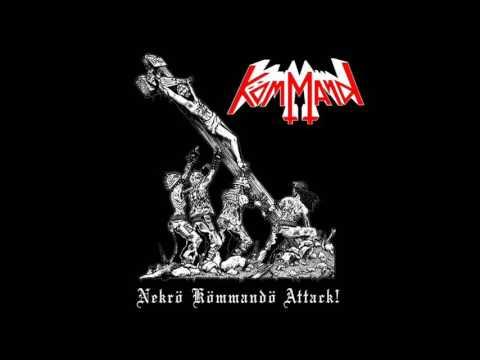 Kömmand - Nekrö Kömmandö Attack! (Full Album, 2017)