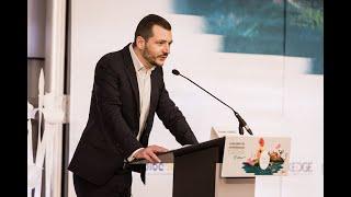 """Discours poétique """"Le Cap Humanisme"""" - Vincent Avanzi (Chief Poetic Officer) - OCDE - Janvier 2020"""