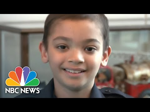 9-Year-Old With Rare