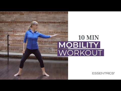 Essentrics Aging Backwards #7 - Improve Your Mobility