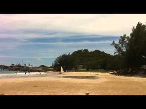Sattahip beach, Thailand