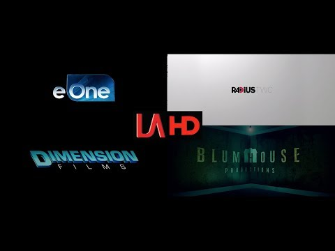 Entertainment One/Radius-TWC/Dimension FIlms/Blumhouse Productions