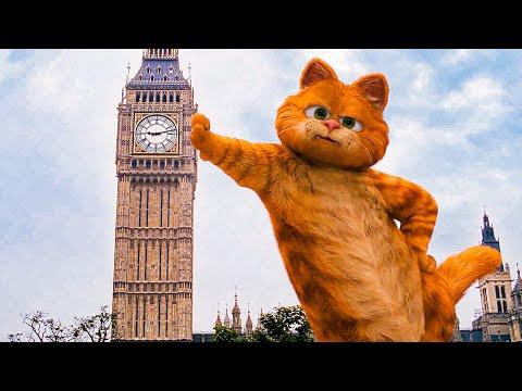 The British Are Coming Scene - GARFIELD 2 (2006) Movie Clip