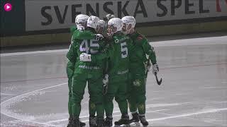 Elitserien Hammarby Frillesås 6-2