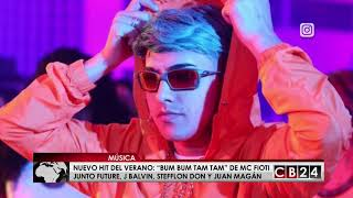 Baixar MC Fioti lanzó