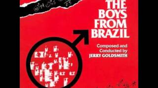 Jerry Goldsmith - The Boyz from Brazil - The Evil Arrives