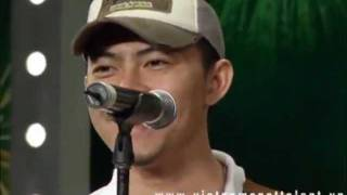 Võ Trọng Phúc - Home (Michael Bublé) - Acoustic cover - Vietnam's Got Talent 2012