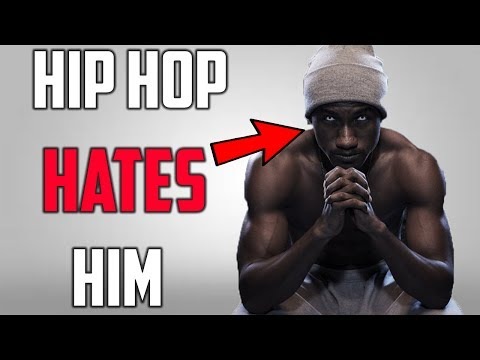 Why Does Hip Hop Hate Hopsin?
