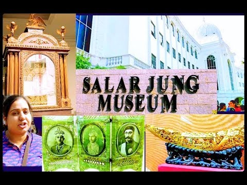 Salar Jung Musuem | Hyderabad Travel | Places to see in Hyderabad