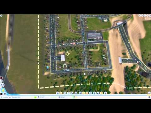 Let's Build a Region   CAPE TRINITY   Ep 12 (Sim City 2013)