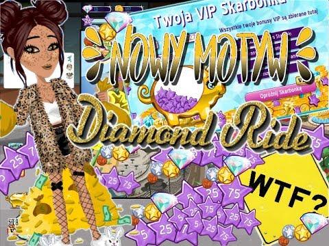 ❤ MSP NOWY MOTYW *DIAMOND RIDE* #1 ❤