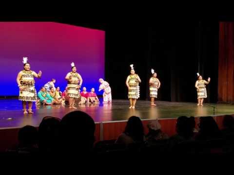 Asia Pacific Dance Festival 2017 Show #2 - Kanokupolu Dancers Fa'ahiula