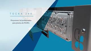 Iluminación LED para cancha de Padel - sololeDmerlo