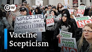 Are anti-vaxxers a threat to global health? | DW News