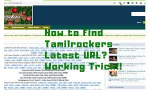 Download How To Find Tamilrockers New Link Trick Kannada