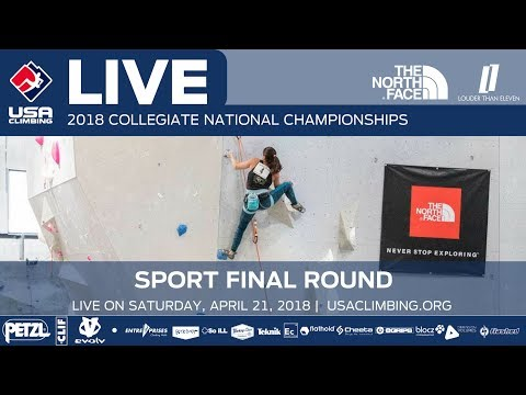 Final Round • 2018 Collegiate Sport National Championships •