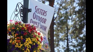 Sisters Outdoor Quilt Show 2018