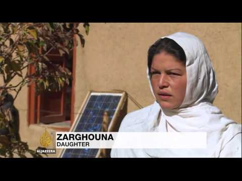 Central Asia's largest off-the-grid solar project in Afghanistan