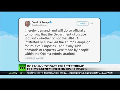 Investigating the investigators: Trump vs. the intel community