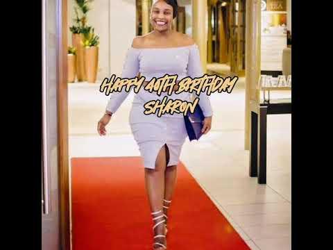 Download WIZA KAUNDA HAPPY BIRTHDAY SHARON..