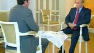 Путин о войне в Южной Осетии (2008 г.)