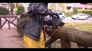 Magnet fishing 29 (magneetvissen) Rotterdam Found safe 2/2