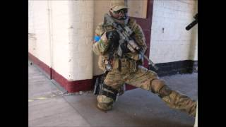 Swat Airsoft Fortress 16th Feb 2014