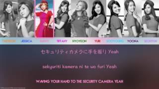Girls' Generation (????/少女時代) - I'm a Diamond [KAN/ROM/ENG]