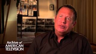 Garry Shandling discusses his acting teacher Roy London - EMMYTVLEGENDS.ORG
