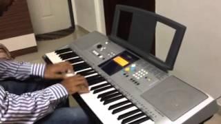 Kyu Chalti Hai Pawan Piano Cover