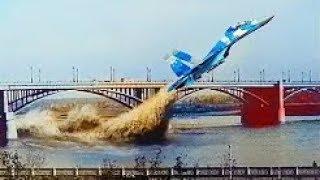 Ultimate Low Flying Jets & Sonic BOOM Compilation 2019