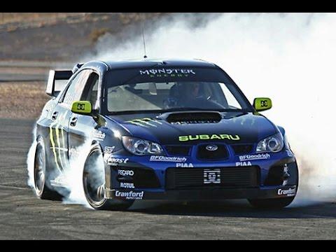 Ken Block S Gymkhanna 1 Subaru Impreza Wrx Sti Rally Car Music Video