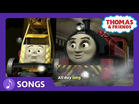 Roll Along | Steam Team Sing Alongs | Thomas & Friends