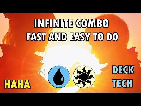 MTG Infinite Combo Standard   Most Annoying Deck Tech Magic