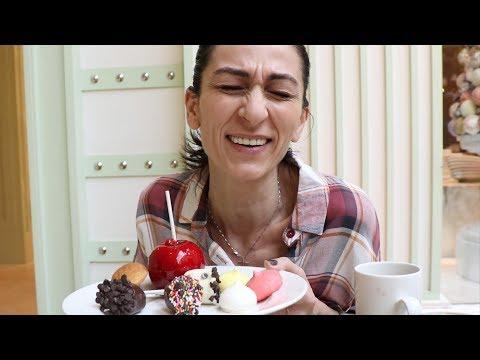 Завтрак в Буфете - Лас Вегас - Wynn Las Vegas - Эпизод 15 - Семейный Влог - Эгине - Heghineh