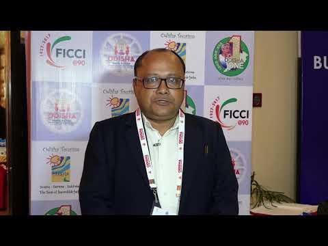 Sanjeev Kumar Mohanty, Head, Odisha State Council, FICCI on Odisha Travel Bazaar, Day 3 - Interview