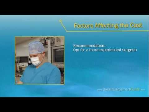 Cost Of Enlargement Surgery