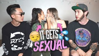 One of Alissa Violet's most viewed videos: BEST FRIEND CHALLENGE (ft. RiceGum, FaZe Banks, Chantel Jeffries)