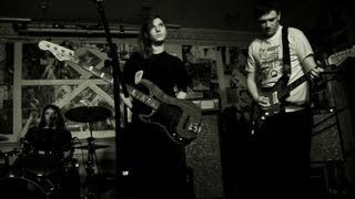 Honeyslide - Biggest Cotton Textile Shell ( Live at the Victoria, Dalston 09/03/2013)