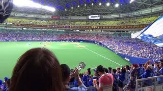 中日ドラゴンズvs横浜DeNAベイスターズ(公式戦) アレックス・ラミレス監...