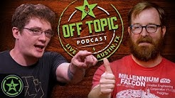 Off Topic: Ep. 33 - I Hear Someone Crying
