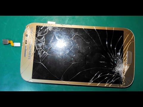 Samsung Galaxy Grand Neo Plus i9060i wymienić ekran szybkę Touch Screen Replacement