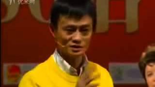 馬雲勵志演講:積極樂觀創造自己的人生
