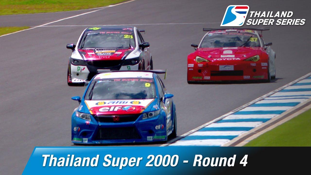 Thailand Super 2000 Round 4 | Chang International Circuit