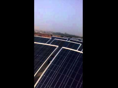 10 KWP Solar Power Systems at Allahabad, by BSS Energy
