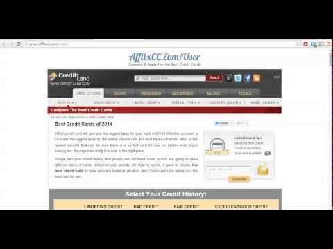 Best Credit Card Affiliate Marketing Programs