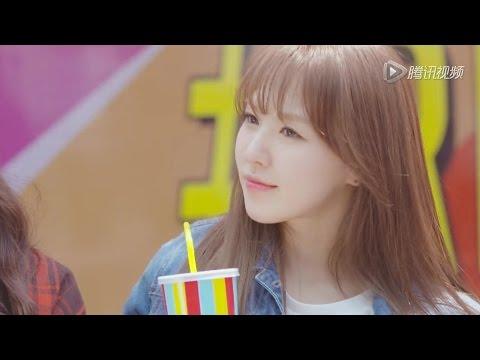 [150712] 2015秋MB宣传大片 Meters/bonwe - Red Velvet