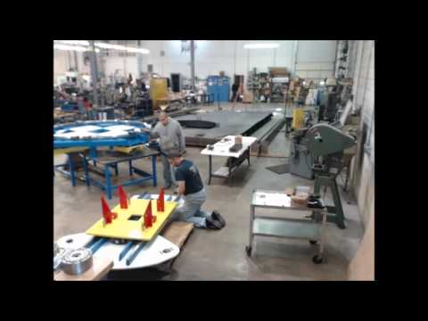 Humboldt Bay Nuclear Reactor Vessel segmentation equipment TL3F